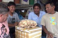 Ngư dân phát hiện long diên hương trị giá hơn 230.000 USD