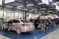 Hơn 13.000 xe Toyota và Lexus tại Việt Nam gặp lỗi dễ chết máy phải triệu hồi