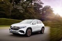 Mercedes-Benz EQA 250: Xe điện hạng sang và hiện đại
