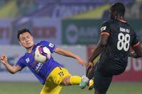 HLV Chu Đình Nghiêm: 'Hàng thủ CLB Hà Nội chưa bao giờ tốt'