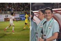 Báo Thái hào hứng với chiến thắng của thầy trò Kiatisak