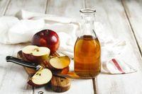 Bạn đã biết cách trị mụn với giấm táo?