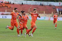 Topenland Bình Định giành trọn 3 điểm trên sân Nha Trang
