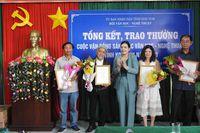 Trao giải thưởng sáng tác văn học - nghệ thuật chào mừng Đại hội Đảng XIII