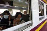 Thái Lan tạm dừng 57 tuyến tàu hỏa để ngăn Covid-19 lây lan