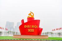 Đại hội XIII của Đảng: Thành phố mang tên Bác hướng về ngày hội lớn