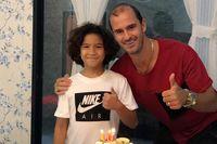 Giọng hát Việt Nhí New Generation 2021: Kelvin Alves là thần đồng bóng đá, con trai của Huỳnh Kesley