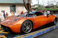 Các mẫu xe sử dụng động cơ AMG nhưng không do Mercedes sản xuất