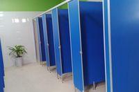 Nhà vệ sinh trường học như ở nhà mình