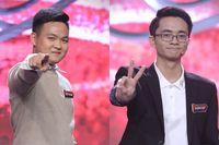 Hai màn đối đầu căng thẳng ở Siêu trí tuệ Việt Nam