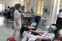 Thiết thực chương trình hiến máu 'Ngày hội xuân hồng' tại Ngọc Lặc