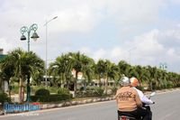 Cần sớm khắc phục hệ thống đèn chiếu sáng trên tuyến đường Hoàng Sa, Trường Sa