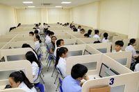 Bài thi đánh giá năng lực của Đại học Quốc gia Hà Nội gồm 150 câu hỏi