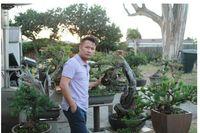 Mãn nhãn vườn cây cảnh 'khủng' của ca sĩ Bằng Kiều