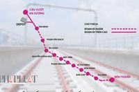 Vướng điều chỉnh giá đất, quận 3 khó bồi thường dự án Metro 2
