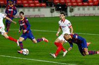 Barca ngược dòng vào chung kết Cúp Nhà vua: Động lực để tái đấu PSG