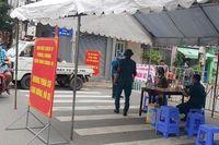 Kinh Môn, Hải Dương: 10 xã, phường tiếp tục cách ly xã hội theo Chỉ thị 16