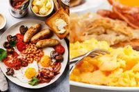 Khám phá những bữa sáng từ trứng siêu ngon trên khắp thế giới