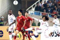 UAE thách thức ngôi đầu của tuyển Việt Nam
