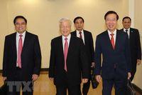 Trung ương thảo luận về việc kiện toàn nhân sự một số chức danh lãnh đạo
