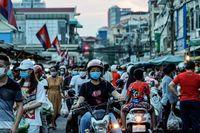 Đông Nam Á căng thẳng vì COVID-19