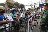Số ca mắc COVID-19 ở Campuchia tăng vọt, Thái Lan đạt kỷ lục người nhiễm mới