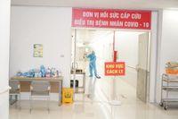 19 nhân viên Bệnh viện Bạch Mai xét nghiệm 2 lần âm tính sau khi tiếp xúc ca mắc Covid-19