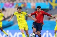 Tây Ban Nha hòa nhạt nhòa Thụy Điển