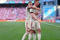 EURO 2020: Ngược dòng hạ 'lính chì', Bỉ lấy vé sớm vào vòng 1/8