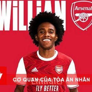 Willian – Arsenal: Mối lương duyên trong tưởng tượng