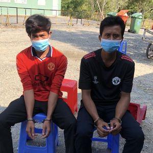 Đưa người nhập cảnh trái phép, 2 người đàn ông Campuchia bị khởi tố