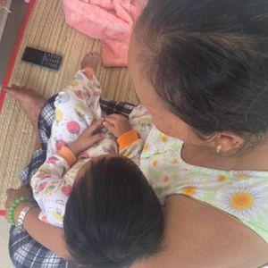 Bé gái 3 tuổi chấn thương sọ não do bị mẹ bạo hành đã qua đời