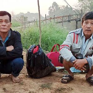 Hai người nhập cảnh trái phép từ Campuchia