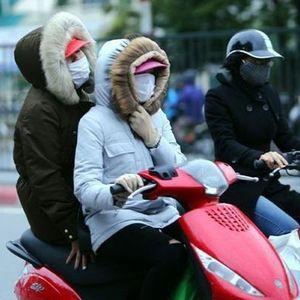 Không khí lạnh tiếp tục tăng cường, Hà Nội rét đậm, rét hại
