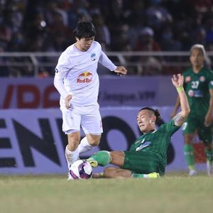 Vòng 1 V-League 2021: Công Phượng tịt ngòi, HAGL thất bại trước Sài Gòn