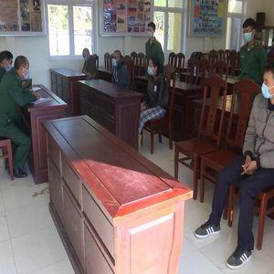 Chi 4 triệu đồng một người để nhập cảnh trái phép từ Lào về Quảng Trị