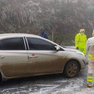 Đường đèo có thể đóng băng, cảnh sát phát khuyến cáo