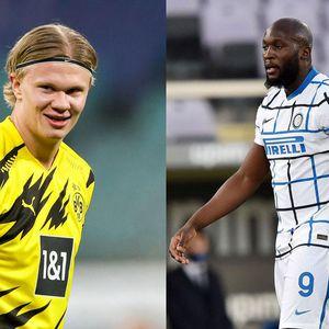 Chuyển nhượng: Man City nhắm Lukaku, Haaland thay thế Aguero