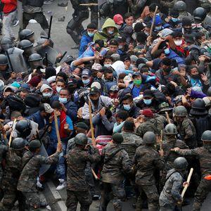 Đoàn caravan di cư khổng lồ tìm cách đổ về biên giới Mỹ