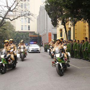 Hà Nội triển khai phương án bảo đảm an ninh, trật tự Đại hội XIII