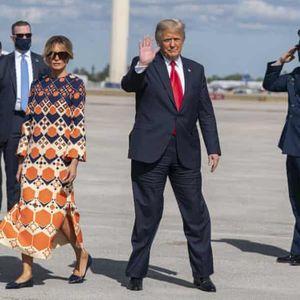 Dùng 'Chúa tể của những chiếc nhẫn' để kiện đòi đưa ông Trump trở lại