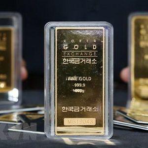 Giá vàng thế giới tuần qua tăng mạnh nhất kể từ giữa tháng 12/2020