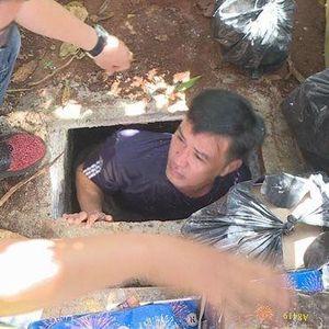 Đối tượng trộm cắp liên tỉnh 'đào hầm trốn công an' bị khởi tố 4 tội danh