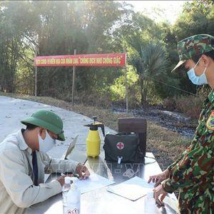 Ngày 24/1, Việt Nam sang ngày thứ 2 liên tiếp không ca mắc mới COVID-19