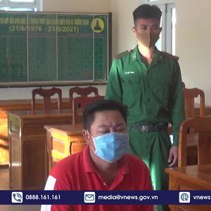Người nhập cảnh trái phép về Đồng Tháp dương tính SARS-CoV-2