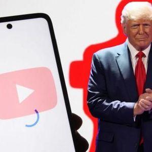 Youtube ngỏ ý muốn dỡ bỏ lệnh cấm tài khoản của ông Trump