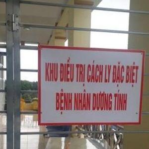 Nam Định: Một học sinh Trường THCS Cổ Lễ dương tính lần 1 với SARS-CoV-2