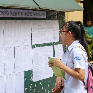 Địa phương đầu tiên lùi lịch thi tuyển sinh lớp 6 và 10 vì COVID-19