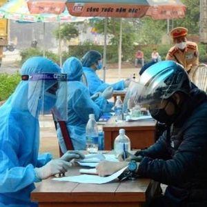 Ca mắc mới COVD-19 ở Hải Dương là công nhân làm việc tại Bắc Ninh