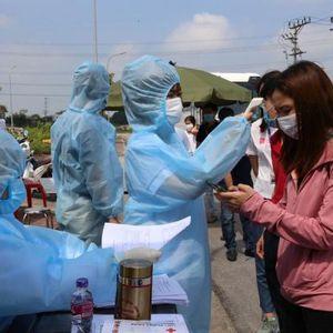 Bắc Ninh yêu cầu cung cấp danh sách công nhân để phục vụ truy vết khi cần thiết